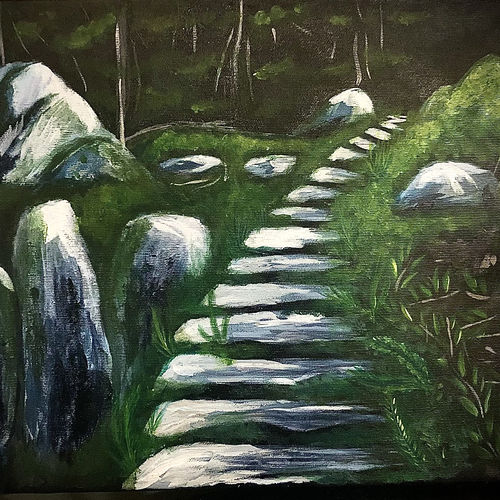 a walk in the wild, 16 x 14 inch, harmeet kaur,16x14inch,canvas,paintings,wildlife paintings,landscape paintings,still life paintings,nature paintings | scenery paintings,expressionism paintings,portraiture,realism paintings,paintings for dining room,paintings for living room,paintings for bedroom,paintings for office,paintings for kids room,paintings for hotel,paintings for kitchen,paintings for school,paintings for hospital,acrylic color,GAL01457845382