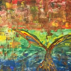 oblivion, 12 x 18 inch, yuvraj  jain,12x18inch,thick paper,paintings,abstract paintings,conceptual paintings,abstract expressionism paintings,paintings for living room,poster color,GAL03276845495