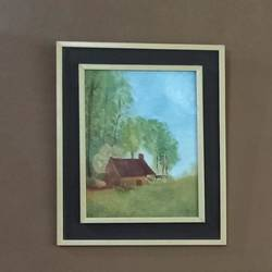 set of three oil paint landscapes, 11 x 13 inch, rahul  chutani,11x13inch,canvas board,landscape paintings,nature paintings | scenery paintings,paintings for dining room,paintings for living room,paintings for dining room,paintings for living room,oil color,GAL03248445501