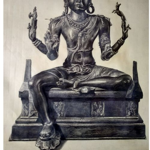 lord shiva, 13 x 22 inch, soyli saha,13x22inch,drawing paper,drawings,fine art drawings,paintings for dining room,paintings for living room,paintings for bedroom,paintings for office,paintings for bathroom,paintings for kids room,paintings for hotel,paintings for kitchen,paintings for school,paintings for hospital,pencil color,GAL0606545582