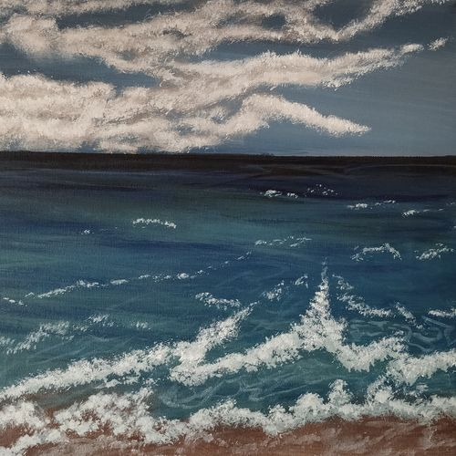 ocean waves, 12 x 10 inch, gitika singh,12x10inch,canvas,paintings,landscape paintings,nature paintings   scenery paintings,art deco paintings,paintings for dining room,paintings for living room,paintings for bedroom,paintings for office,paintings for bathroom,paintings for kids room,paintings for hotel,paintings for kitchen,paintings for school,paintings for hospital,paintings for dining room,paintings for living room,paintings for bedroom,paintings for office,paintings for bathroom,paintings for kids room,paintings for hotel,paintings for kitchen,paintings for school,paintings for hospital,acrylic color,GAL01865445637