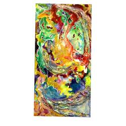 abstract painting 5, 24 x 48 inch, aastha khanna,24x48inch,canvas,paintings,abstract paintings,mixed media,GAL03280745790