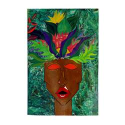 gaya (mother nature) , 72 x 48 inch, aastha khanna,72x48inch,canvas,paintings,abstract paintings,mixed media,GAL03280745798