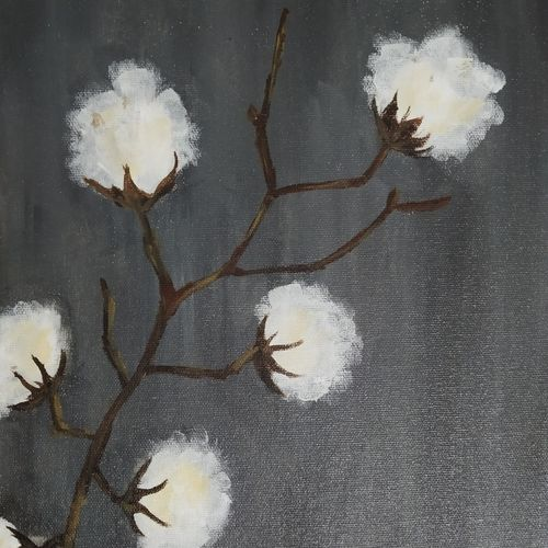cotton candy, 10 x 12 inch, margret devassy,10x12inch,canvas,paintings,flower paintings,paintings for dining room,paintings for living room,paintings for bedroom,paintings for office,paintings for kids room,paintings for hotel,acrylic color,GAL03301945850