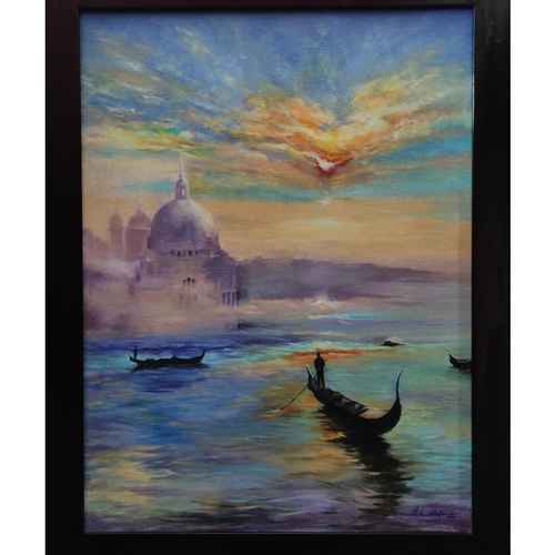 seascape, 18 x 24 inch, nilesh  nikalje,18x24inch,canvas,paintings,abstract paintings,cityscape paintings,landscape paintings,modern art paintings,conceptual paintings,nature paintings | scenery paintings,impressionist paintings,realism paintings,surrealism paintings,realistic paintings,paintings for dining room,paintings for living room,paintings for bedroom,paintings for office,paintings for bathroom,paintings for kids room,paintings for hotel,paintings for kitchen,paintings for school,paintings for hospital,oil color,GAL02736845903