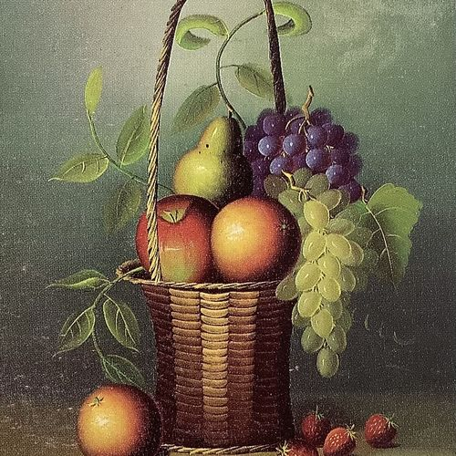 fruits in a basket-01 (artoholic), 24 x 36 inch, artoholic p,24x36inch,canvas,paintings,conceptual paintings,still life paintings,art deco paintings,cubism paintings,dada paintings,expressionism paintings,illustration paintings,impressionist paintings,minimalist paintings,photorealism paintings,photorealism,realism paintings,surrealism paintings,realistic paintings,love paintings,paintings for dining room,paintings for living room,paintings for bedroom,paintings for office,paintings for kids room,paintings for hotel,paintings for kitchen,paintings for school,paintings for hospital,acrylic color,GAL02078845952