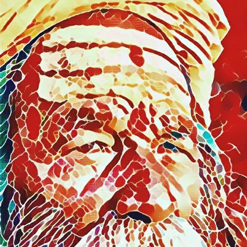 monk, 24 x 30 inch, richa mishra,24x30inch,canvas,paintings,figurative paintings,conceptual paintings,religious paintings,still life paintings,portrait paintings,paintings for dining room,paintings for living room,paintings for bedroom,paintings for office,paintings for hotel,paintings for school,paintings for hospital,ink color,GAL03313546131