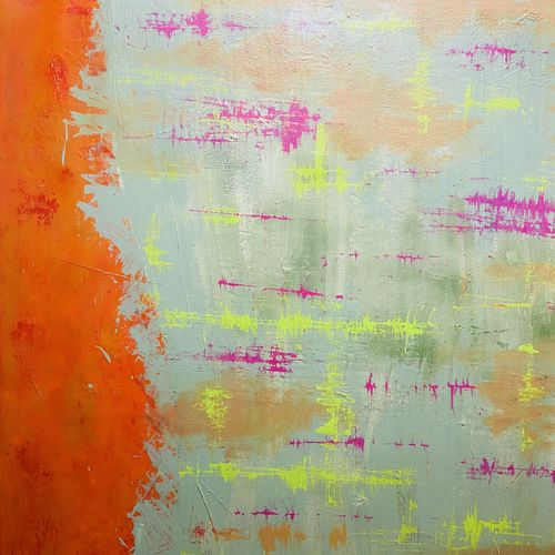 neon abstract, 36 x 48 inch, ritika  bhayana,36x48inch,canvas,paintings,abstract paintings,paintings for dining room,paintings for living room,paintings for bedroom,paintings for office,paintings for hotel,paintings for school,paintings for hospital,acrylic color,GAL03292646230