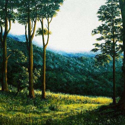 the morning light, 48 x 36 inch, seby augustine,48x36inch,canvas,paintings,conceptual paintings,still life paintings,nature paintings | scenery paintings,paintings for dining room,paintings for living room,paintings for bedroom,paintings for office,paintings for bathroom,paintings for kids room,paintings for hotel,paintings for kitchen,paintings for school,paintings for hospital,acrylic color,GAL015046625