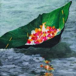 flame of hope, 10 x 12 inch, narendra gangakhedkar,10x12inch,canvas,paintings,religious paintings,expressionism paintings,paintings for living room,paintings for bedroom,paintings for office,acrylic color,GAL03375446845