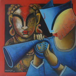 rhythmic reverberations 3, 24 x 24 inch, anupam  pal,24x24inch,canvas,abstract paintings,buddha paintings,figurative paintings,conceptual paintings,paintings for dining room,paintings for living room,paintings for bedroom,paintings for office,paintings for bathroom,paintings for kids room,paintings for hotel,paintings for kitchen,paintings for school,paintings for hospital,paintings for dining room,paintings for living room,paintings for bedroom,paintings for office,paintings for bathroom,paintings for kids room,paintings for hotel,paintings for kitchen,paintings for school,paintings for hospital,acrylic color,GAL08246885