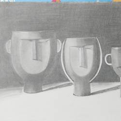 black n white pots, 12 x 8 inch, reena jai sharma,12x8inch,drawing paper,paintings for dining room,paintings for living room,paintings for hotel,paintings for hospital,art deco drawings,figurative drawings,fine art drawings,modern drawings,paintings for dining room,paintings for living room,paintings for hotel,paintings for hospital,pencil color,graphite pencil,paper,GAL02882046917