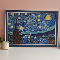 starry nights , 25 x 18 inch, shipra rastogi,25x18inch,canvas,paintings,cityscape paintings,landscape paintings,conceptual paintings,art deco paintings,paintings for dining room,paintings for living room,paintings for office,paintings for hotel,paintings for hospital,paintings for dining room,paintings for living room,paintings for office,paintings for hotel,paintings for hospital,acrylic color,GAL03385846925