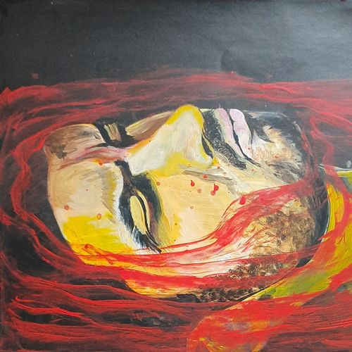 don't drown deep, 16 x 12 inch, payal prakash ,16x12inch,thick paper,figurative paintings,expressionism paintings,portraiture,realistic paintings,paintings for dining room,paintings for living room,paintings for office,paintings for bathroom,paintings for hotel,paintings for kitchen,paintings for school,paintings for hospital,paintings for dining room,paintings for living room,paintings for office,paintings for bathroom,paintings for hotel,paintings for kitchen,paintings for school,paintings for hospital,acrylic color,paper,GAL03006346942