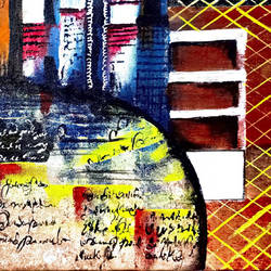 sea side corner abstract painting, 17 x 11 inch, surendra sinha,17x11inch,canvas,abstract paintings,modern art paintings,art deco paintings,illustration paintings,impressionist paintings,pop art paintings,paintings for dining room,paintings for living room,paintings for bedroom,paintings for office,paintings for hotel,paintings for dining room,paintings for living room,paintings for bedroom,paintings for office,paintings for hotel,acrylic color,wood,GAL03257947125