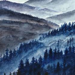 misty morning, 12 x 16 inch, chandrakesh  singh,12x16inch,brustro watercolor paper,paintings,landscape paintings,nature paintings | scenery paintings,paintings for dining room,paintings for living room,paintings for bedroom,paintings for office,paintings for bathroom,paintings for kids room,paintings for hotel,paintings for kitchen,paintings for school,paintings for hospital,watercolor,GAL0705647214