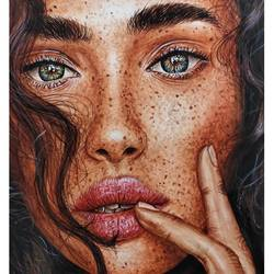 realistic watercolor portrait, 12 x 16 inch, chandrakesh  singh,12x16inch,brustro watercolor paper,paintings,figurative paintings,conceptual paintings,portrait paintings,illustration paintings,photorealism paintings,photorealism,portraiture,realism paintings,paintings for dining room,paintings for living room,paintings for bedroom,paintings for office,paintings for bathroom,paintings for hotel,paintings for kitchen,paintings for school,paintings for hospital,paintings for dining room,paintings for living room,paintings for bedroom,paintings for office,paintings for bathroom,paintings for hotel,paintings for kitchen,paintings for school,paintings for hospital,watercolor,GAL0705647216