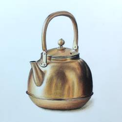 colorpencil realistic jug, 6 x 6 inch, chandrakesh  singh,6x6inch,thick paper,paintings,abstract paintings,conceptual paintings,religious paintings,still life paintings,abstract expressionism paintings,art deco paintings,illustration paintings,photorealism paintings,photorealism,realism paintings,paintings for dining room,paintings for living room,paintings for bedroom,paintings for office,paintings for bathroom,paintings for kids room,paintings for hotel,paintings for kitchen,paintings for school,paintings for hospital,pencil color,GAL0705647221
