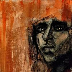 vacant stare, 12 x 18 inch, shradha ajith kumar,12x18inch,canvas,paintings,abstract paintings,wildlife paintings,figurative paintings,flower paintings,folk art paintings,cityscape paintings,landscape paintings,modern art paintings,conceptual paintings,still life paintings,portrait paintings,nature paintings   scenery paintings,tanjore paintings,abstract expressionism paintings,art deco paintings,cubism paintings,dada paintings,expressionism paintings,illustration paintings,impressionist paintings,minimalist paintings,photorealism paintings,photorealism,pop art paintings,portraiture,realism paintings,street art,surrealism paintings,contemporary paintings,realistic paintings,love paintings,water fountain paintings,warli paintings,lord shiva paintings,kalighat painting,phad painting,kalamkari painting,miniature painting.,gond painting.,kerala murals painting,serigraph paintings,paintings for dining room,paintings for living room,paintings for bedroom,paintings for office,paintings for bathroom,paintings for kids room,paintings for hotel,paintings for kitchen,paintings for school,paintings for hospital,acrylic color,charcoal,GAL03286047293