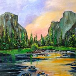 scenery , 12 x 16 inch, subhash gijare,12x16inch,hardboard,landscape paintings,paintings for dining room,paintings for living room,paintings for bedroom,paintings for office,paintings for bathroom,paintings for kids room,paintings for hotel,paintings for kitchen,paintings for school,paintings for hospital,paintings for dining room,paintings for living room,paintings for bedroom,paintings for office,paintings for bathroom,paintings for kids room,paintings for hotel,paintings for kitchen,paintings for school,paintings for hospital,oil color,GAL013847325