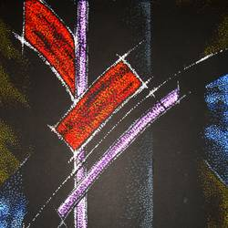 balance, 13 x 20 inch, sapan lahiri,abstract paintings,paintings for office,paper,poster color,13x20inch,GAL016684737