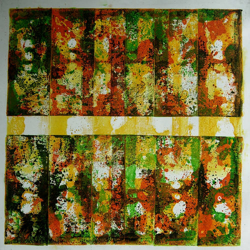 mind reflection no. 22, 24 x 24 inch, chinmoy pandit,24x24inch,canvas,paintings,abstract paintings,modern art paintings,conceptual paintings,abstract expressionism paintings,paintings for dining room,paintings for living room,paintings for bedroom,paintings for office,paintings for bathroom,paintings for kids room,paintings for hotel,paintings for kitchen,paintings for school,paintings for hospital,acrylic color,GAL094647686