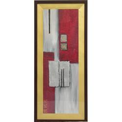 aag_1, 8 x 24 inch, anukriti art gallery,abstract paintings,paintings for living room,thick paper,fabric,8x24inch,GAL018845186
