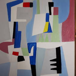 harmony, 24 x 18 inch, shabbir lehri,abstract paintings,paintings for living room,canvas,oil,24x18inch,GAL017655353