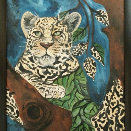 the solitary reaper, 18 x 24 inch, ravneet kaur,wildlife paintings,paintings for living room,canvas board,oil,18x24inch,GAL019885617