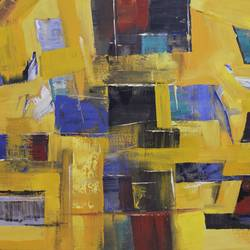 16, 31 x 18 inch, tejas danej,abstract paintings,paintings for living room,paintings for office,canvas,acrylic color,31x18inch,GAL022876145