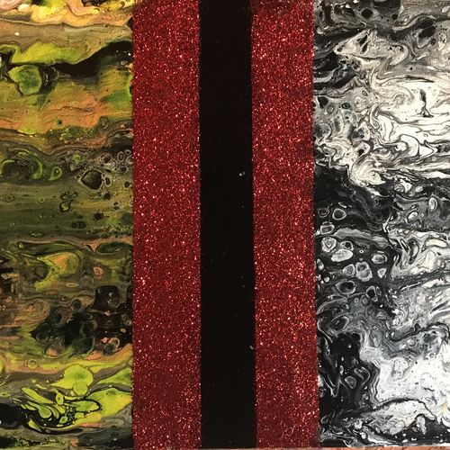 abstract, 12 x 8 inch, majid jeelani,abstract paintings,paintings for living room,paintings,canvas board,acrylic color,12x8inch,GAL024686470