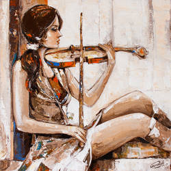 the music window, 18 x 18 inch, gurdish pannu,figurative paintings,paintings for office,foil paintings,modern art paintings,contemporary paintings,realistic paintings,love paintings,paintings for dining room,paintings for living room,paintings for bedroom,paintings for bathroom,paintings for kids room,paintings for hotel,canvas,acrylic color,18x18inch,GAL025376717