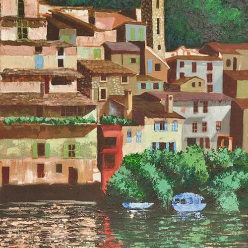 shore, 24 x 36 inch, bineesh sebstian,paintings,landscape paintings,paintings for living room,hardboard,acrylic color,24x36inch,GAL025986869
