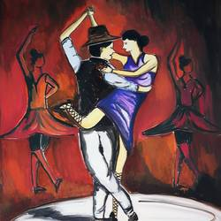 dancing couple, 15 x 22 inch, subhasree kundu,love paintings,paintings for bedroom,thick paper,watercolor,15x22inch,GAL021656904heart,family,caring,happiness,forever,happy,trust,passion,romance,sweet,kiss,love,hugs,warm,fun,kisses,joy,friendship,marriage,chocolate,husband,wife,forever,caring,couple,sweetheart