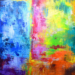 crayons, 24 x 36 inch, aatmica ojha,abstract paintings,paintings for living room,canvas,acrylic color,24x36inch,GAL026897185