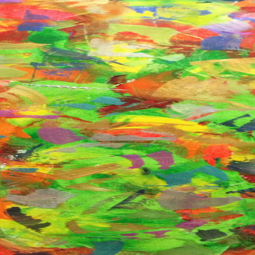 untitled, 14 x 30 inch, gaurav chauhan,abstract paintings,paintings for living room,vertical,canvas,acrylic color,14x30inch,GAL026407206