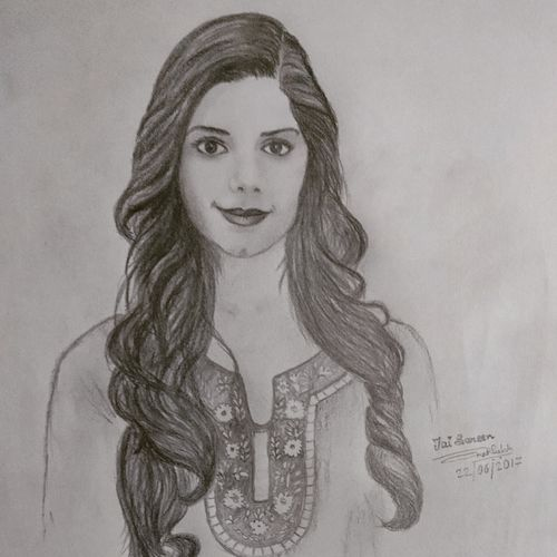 sanam saeed , 8 x 12 inch, shahrukh  sareen,drawings,portrait drawings,paintings for living room,paper,graphite pencil,8x12inch,GAL030477558