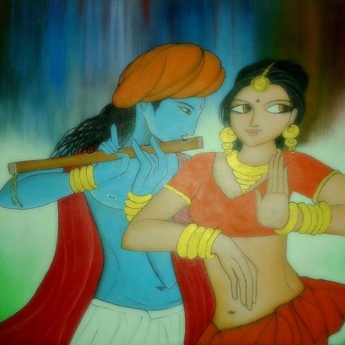 krishna radha, 24 x 20 inch, colorful art arts and crafts,religious paintings,paintings for living room,radha krishna paintings,love paintings,canvas,acrylic color,24x20inch,GAL0393811heart,family,caring,happiness,forever,happy,trust,passion,romance,sweet,kiss,love,hugs,warm,fun,kisses,joy,friendship,marriage,chocolate,husband,wife,forever,caring,couple,sweetheart