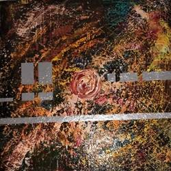 texture, 36 x 36 inch, lal  chand suthar,paintings,abstract paintings,paintings for office,canvas,acrylic color,36x36inch,GAL036858657