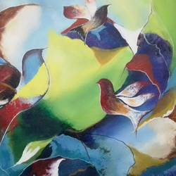 peace , 25 x 19 inch, sakthirani  g,paintings,abstract paintings,paintings for living room,canvas,acrylic color,25x19inch,GAL037388744