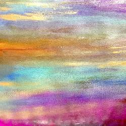 happiness, 14 x 8 inch, muskan rana,paintings,abstract paintings,paintings for living room,renaissance watercolor paper,acrylic color,14x8inch,GAL037698793