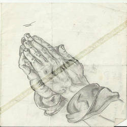 praying hands sketch, 12 x 17 inch, renuka thakarda,drawings,conceptual drawings,paintings for bedroom,thick paper,pencil color,12x17inch,GAL038208847