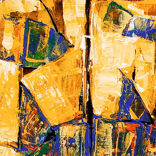 flow of dreams 5, 18 x 18 inch, gurdish pannu,paintings,abstract paintings,paintings for office,canvas,acrylic color,18x18inch,GAL025378938
