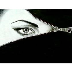 eye, 15 x 12 inch, akshay patil,paintings for living room,modern art paintings,drawing paper,mixed media,15x12inch,GAL036639178