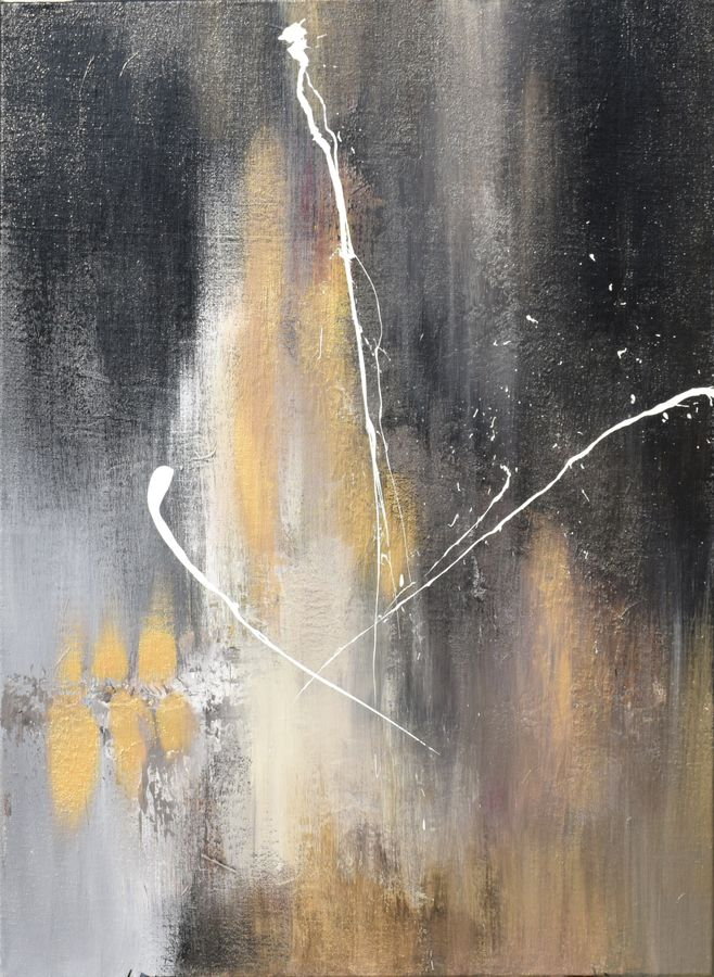 into the shadows, 22 x 30 inch, shubhangi singh srivastava,paintings,abstract paintings,paintings for living room,canvas,acrylic color,22x30inch,GAL041139414