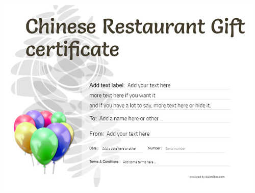 chinese restaurant gift certificate style9 default template image-76 downloadable and printable with editable fields