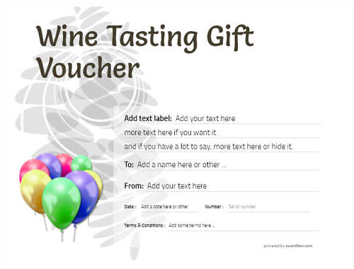 wine tasting gift certificate style9 default template image-284 downloadable and printable with editable fields