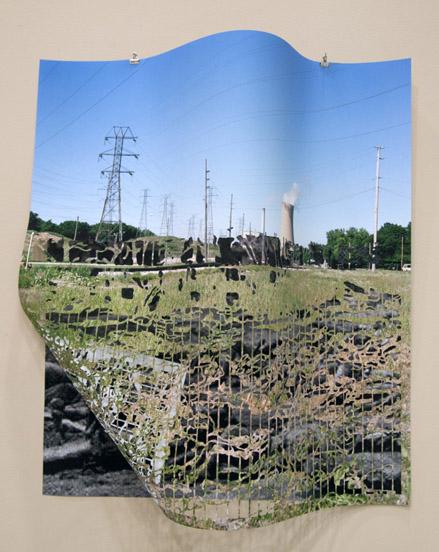 Aboveground 2 - Tokyo-1945, Indiana-2011