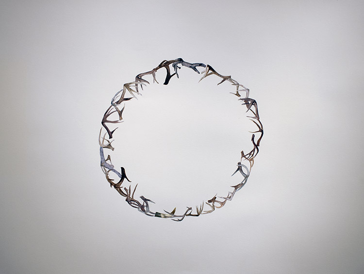 Antler Ring