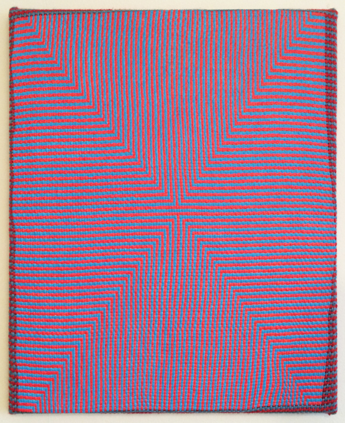 Untitled (red blue)